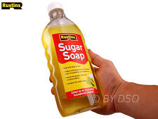 RUSTINS Professional Trade Quality Hardware Sugar Soap 500ml