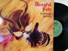 Mercyful Fate ‎– Don't Break The Oath LP 1984 Orig. Combat ‎– MX 8011 VG+/EX