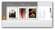 Canada 2814 Canadian Photography souvenir sheet (3 stamps) MNH 2015