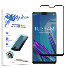 For Asus Zenfone Max Pro M2 ZB631KL Full Cover Tempered Glass Screen Protector