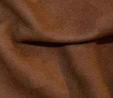 175 sf 3 oz Brown nubuck GARRET Upholstery Cow Hide Furniture Leather a5cm -o