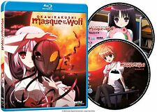 Okamikakushi . Masque Of The Wolf . The Complete Series . Anime . 2 Blu-ray NEU