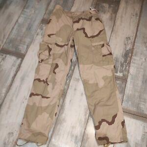 Army Hose DCU Desert Hose Small Regular original Neu mit Etikett
