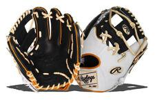 "2020 Rawlings PROR204W-2B Baseball Glove 11.5"" Infield Glove Heart of the Hide"