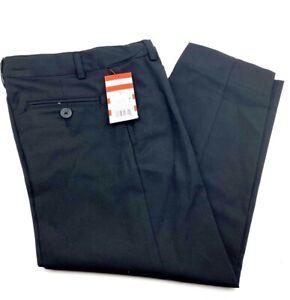 Size 5 Boys Dress pants Adjustable waist black formal children kids bottoms