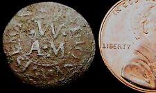 S636: 1657 (Cromwell) Commercio codice temporaneo: Anthony Wiseman, Winchester. Hamps .233