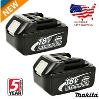 2X BL1830 FOR MAKITA 18V 3.0Ah LXT LITHIUM ION BATTERY BL1815 BL1850 BL1840 Tool