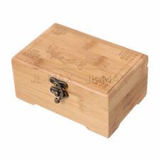 Bamboo Material Storage Box 15x10x7cm