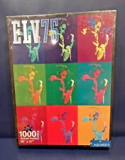 Elvis Presley 75 Anniversary ELV75 1000 Piece Jigsaw Puzzle 20x27 New