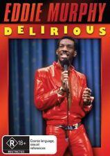 Eddie Murphy - Delirious (DVD, 2007)-REGION 4-Brand new-Free postage