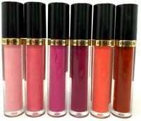 (3) Revlon Super Lustrous Lip Gloss SEALED You Choose Your Color