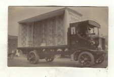 More details for delivery/display wagon,turnbull & stockdale,ramsbottom,lan  .old r.p.postcard,