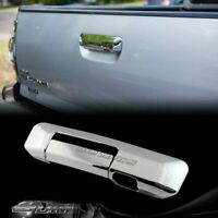 ABS Mirror Chrome VIP Rear Tailgate Handle Cover Cap For 2005-2015 Toyota Tacoma