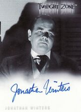 "Twilight Zone Series 3 Jonathan Winters as ""Fats"" Brown A42 Auto card"