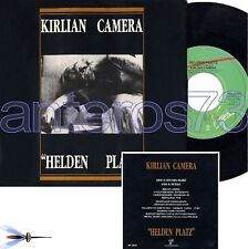 "KIRLIAN CAMERA ""HELDEN"" RARE 45RPM ITALO DISCO ELETTRO"