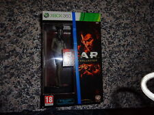 the Fear 3 version edition collector avec figurine xbox360 NEUF NEW