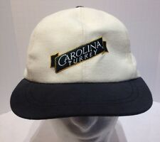 1ffeba7a991 Vintage Carolina Turkey Embroidered Logo Leather Adjustable USA Made Hat Cap