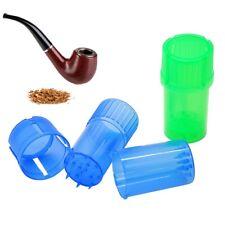 Grinder Herb Sec Sans Odeurs Crusher Stash Pot En Plastique Roulement étanche