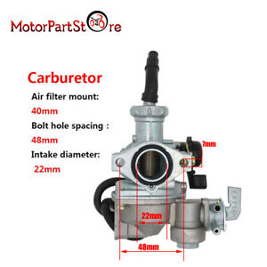 PERFORMANCE CARBURETOR FOR HONDA ATC70 ATC90 ATC110 3 WHEELER ATV ATC CARB