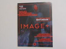IMAGE + ISSUE #2 THE WALKING DEAD HERE'S NEGAN STORYLINE MAGAZINE GM1150