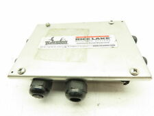 Rice Lake Tuffseal Signal Trim Weight Scale Junction Box Stainless Cable Port