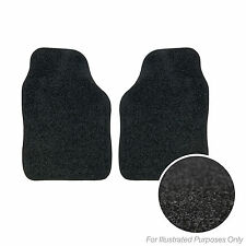 Ford Transit Connect 02 On Black Tailored Front Set of 2 Carpet Car Floor Mats