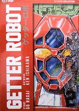 GETTER ROBOT  n. 2 di GO NAGAI ed. J-POP
