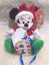 Christmas Gift set - Disney Minnie Mouse Doll + Lindt LINDOR Milk Chocolate