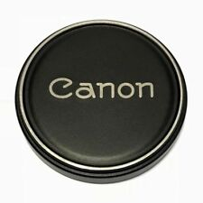 Genuine Canon 58mm Metal Front Lens Cap in Excellent Condition from Japan F/S