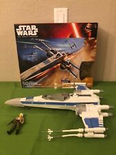Star Wars The Force Awakens Resistance X-Wing And Poe Dameron