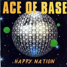 Ace of Base Happy nation (1993) [CD]