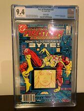 Fury of Firestorm #23 CGC 9.4 Canadian Price Variant 1st App Felicity Smoak