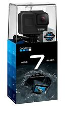 GoPro HERO7 Black - Waterproof 4K HD Action Camera with Touch Screen