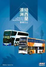 Australia and New Zealand Double Decker Bus