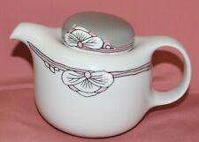 Hutschenreuther Tavola Roma Teekanne H 10 cm am Ausguss  Porzellan teapot 27847