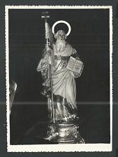 Holy card foto antique de San Pedro Nonasco santino image pieuse andachtsbild