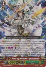Vanguard White Lily Musketeer Captain, Cecilia - G-FC01/024EN - RRR NM