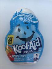 Kool Aid Tropical Punch Liquid Drink Mix 1.62 oz Makes 24 glasses