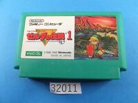 Legend of Zelda 1 NES nintendo Famicom FC Video Games USED From Japan 32011