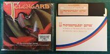 "TELENGARD : ORIGINAL GAME C64 floppy Disc 5,25"" Commodore 64 microcomputer games"