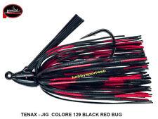 MOLIX TENAX JIG  1/2 OZ GR 14 COL 129 BLACK REG BUG SPINNING BLACK BASS