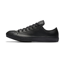 Converse C T All Star Ox Low Top Mono white / black  Leather Unisex Trainers