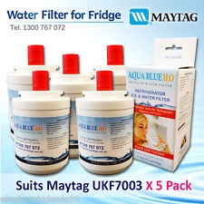 5 XMaytag  FRIDGE FILTER  REPLACEMENT UKF7003AXX Fridge Water Filter UKF7003AWF