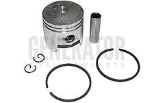 Piston Kit w Rings Pins Parts 40mm For Subaru Robin NB411 Engine Motor Generator