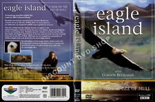 EAGLE ISLAND. A YEAR ON THE ISLE OF MULL. A BEAUTIFUL WILDLIFE FILM. NEW DVD