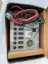 New Connecticut Electric 10 7501g2 Emergen Manual Transfer Switch 10 Circuit