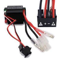 320A Brushed Bürste Fahrregler Speed Controller ESC für RC HSP HPI Auto 3S Lipo