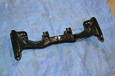 BMW E30 front subframe reinforcement bar powder coated black