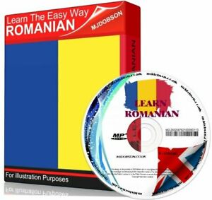 Learn to Speak ROMANIAN LANGUAGE AUDIO COURSE CD MP3