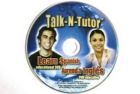 Learn Spanish / Learn English / Course / Tutorial DVD by TALK-N-TUTOR!